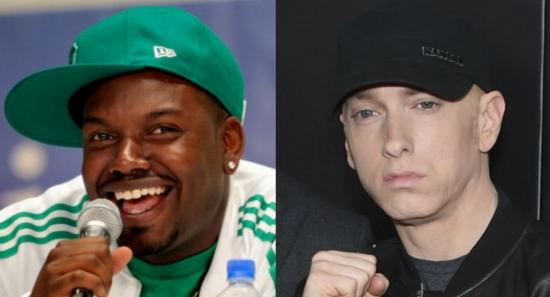 Stat Quo рассказал о новом альбоме Eminem'а