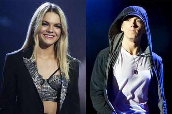Победительница «The X Factor» надеется поработать с Эминемом