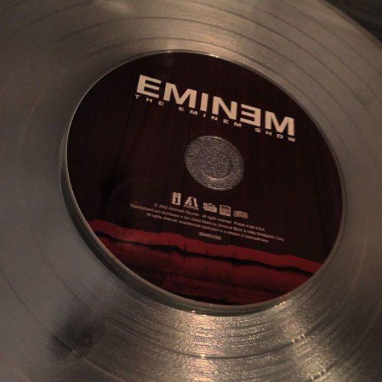 Альбому Эминема «The Eminem Show» исполнилось 15 лет