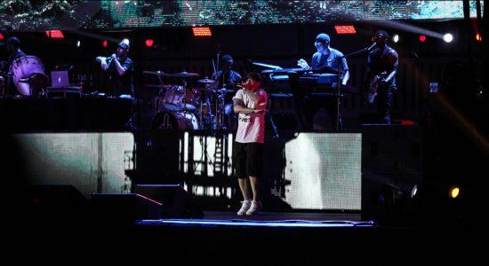 [Материал EJ] Eminem едет в Великобританию. Август будет жарким