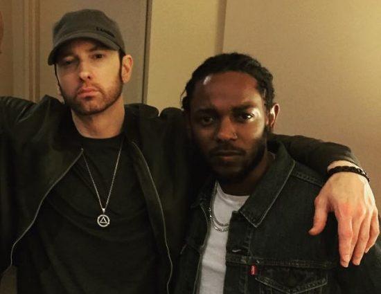 Eminem Kendrick Lamar 2017