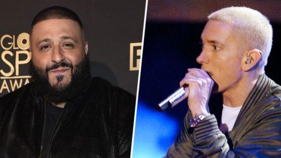 DJ Khaled Eminem