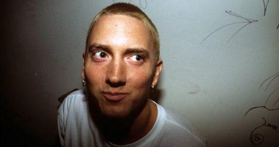 Eminem изначально был представлен Interscope как «Marylin Manson рэпа».
