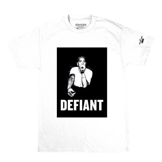 Eminem выпускает ограниченный мерч, чтобы отпраздновать премьеру «The Defiant Ones»