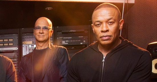 The Defiant Ones Dr. Dre jimmy iovine