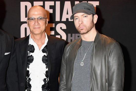 Jimmy Iovine объяснил, почему Eminem назвал его «подъемной силой»
