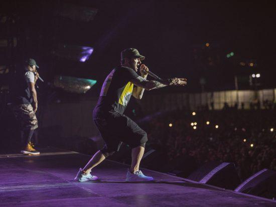 Eminem @ Glasgow Summer Sessions