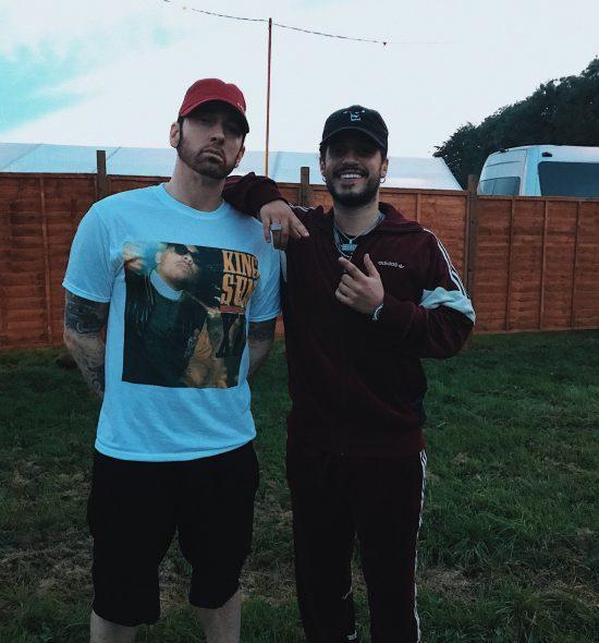 Eminem and Russ