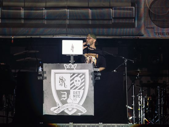 Leeds festival 2017, Alchemist , фото Jeremy Deputat