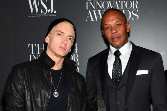 Треки от Эминема и Dr. Dre будут представлены на саундтреке к фильму «Bodied»