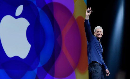 «Lose Yourself» Эминема играл в Театре Стива Джобса перед презентацией новых iPhone 8 и iPhone X