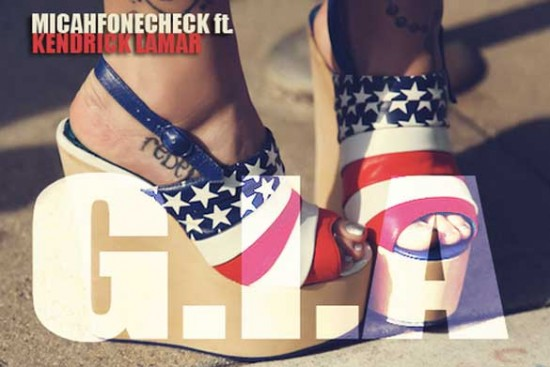 Micahfonecheck ft. Kendrick Lamar — «Girls in America»