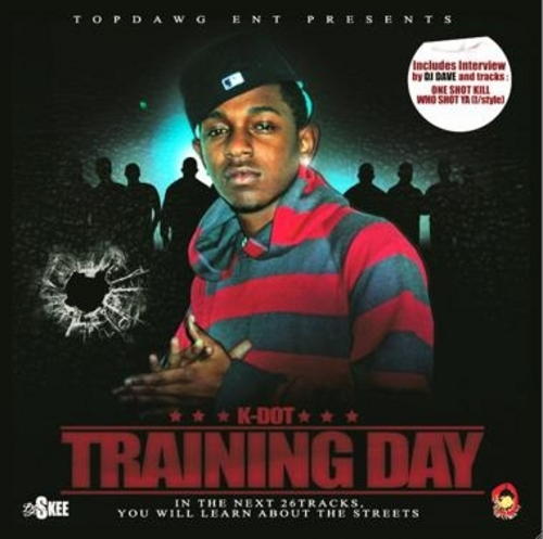 K Dot Training Day mixtape