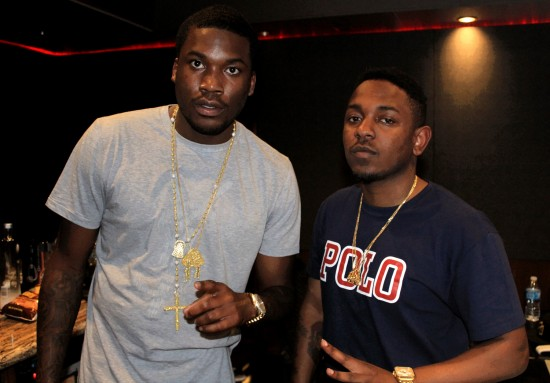 Meek Mill & Kendrick Lamar работают над «A1 Everything»
