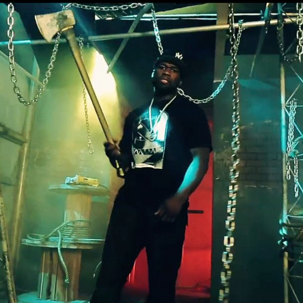 Новый клип 50Cent ft. Eminem— «Murder One»