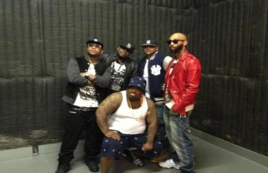 Группа Slaughterhouse начала снимать клип на свой последний сингл — «My Life»