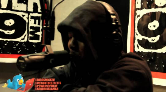 Kendrick Lamar – Cosmic Kev Freestyle
