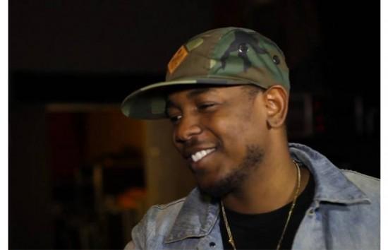 Интервью Kendrick Lamar с 3 Little Digs