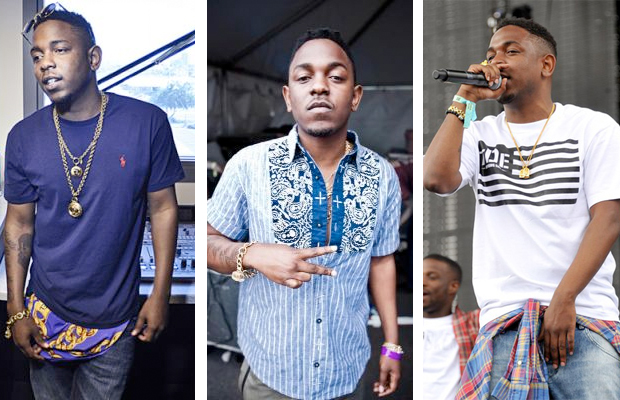 Kendrick Lamar всписке «25самых стильных знаменитостей 2012года» поверсии Complex