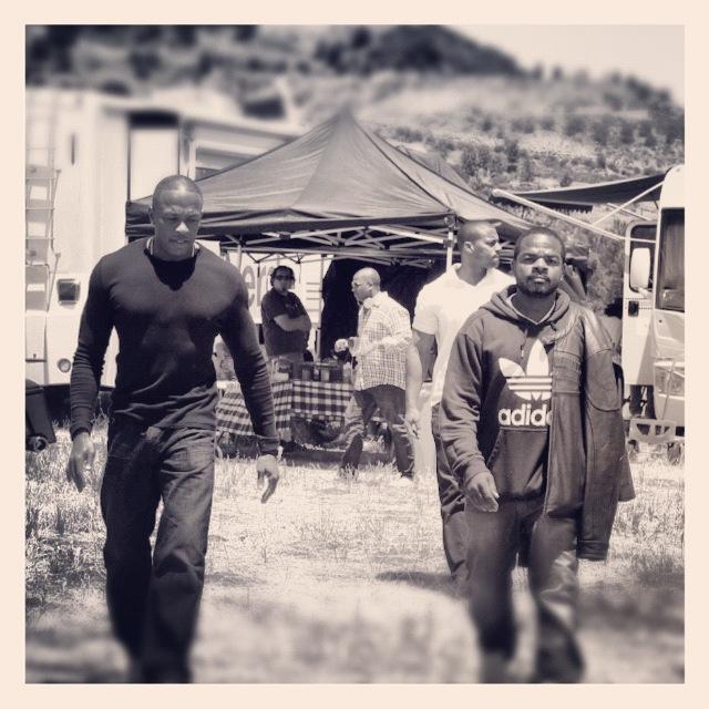 Dr. Dre и F. Gary Gray - The NWA Movie начинает сотрудничество