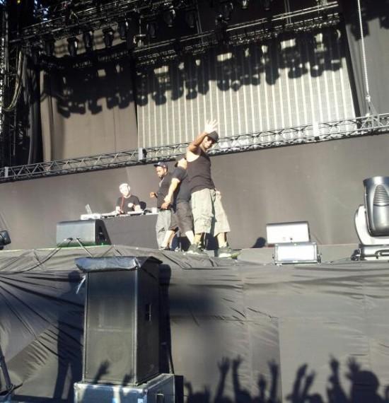 EMINEM Recovery Live in Osaka 2012-08-16