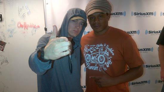 7-й студийный альбом Eminem'a находится на ранней стадии записи