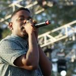 Kendrick Lamar выступил на фестивале Rock The Bells 2012