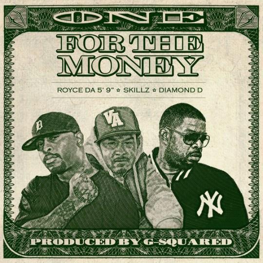 Новый трек при участии Royce Da 5'9″ — «One For The Money»