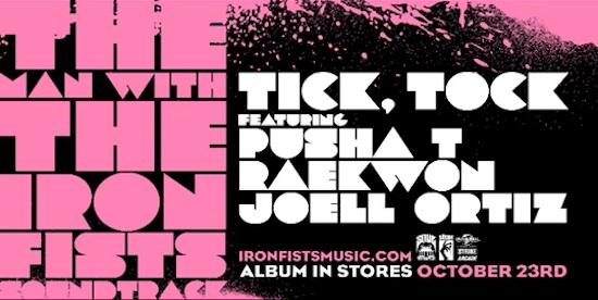 Новый трек при участии Joell Ortiz — «Tick Tock»
