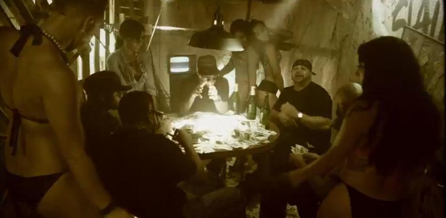 Новый клип от группы Slaughterhouse и Swizz Beatz — «Throw It Away»