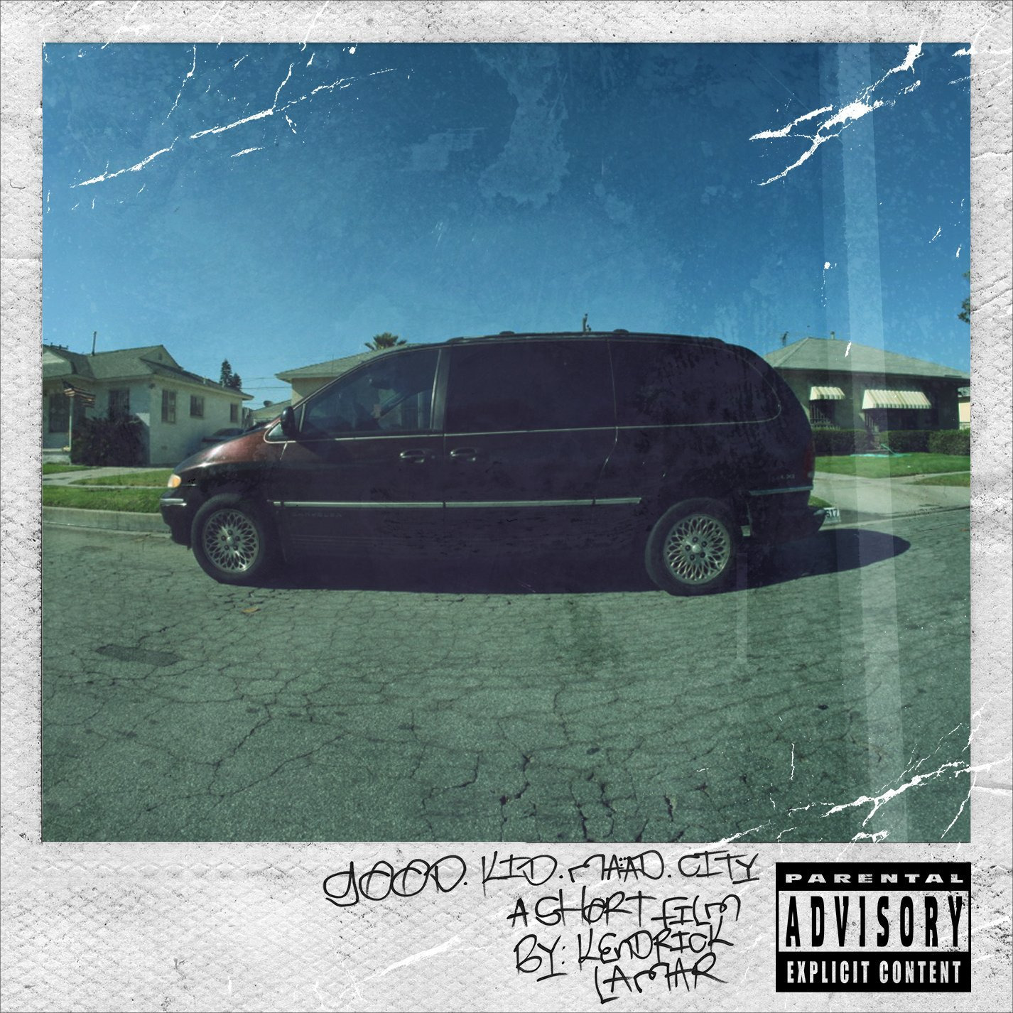Обложка альбома Kendrick Lamar – Good Kid, m.A.A.d City Deluxe Edition