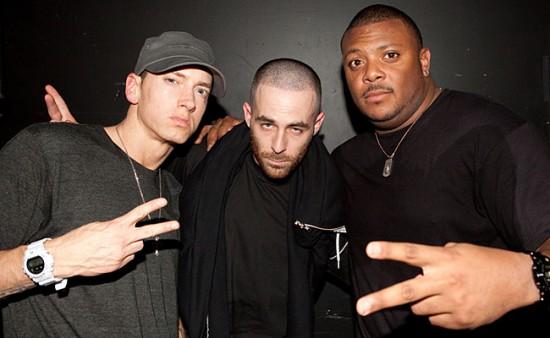 The Alchemist заново запишет совместный с Eminem'ом трек «Chemical Warfare»