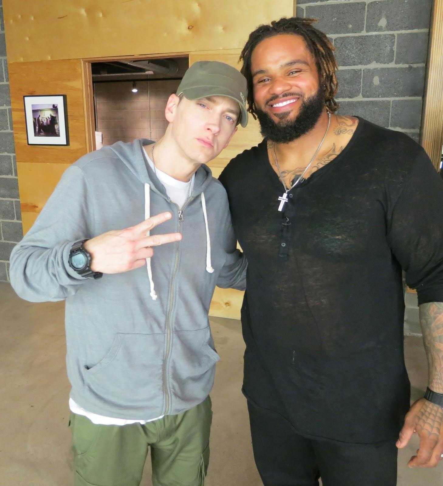 Eminem и Prince Fielder