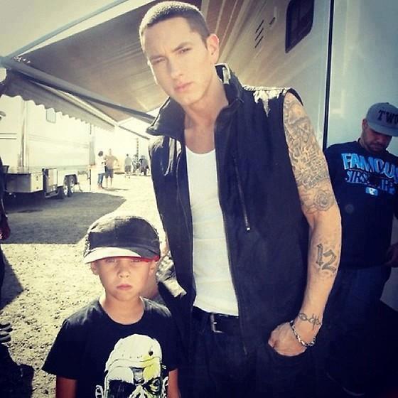 Eminem & Skylar Grey 20 oct