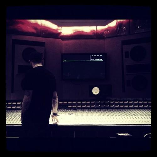 eminem-studio