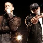 """Royce da 5'9"""" и Eminem"""