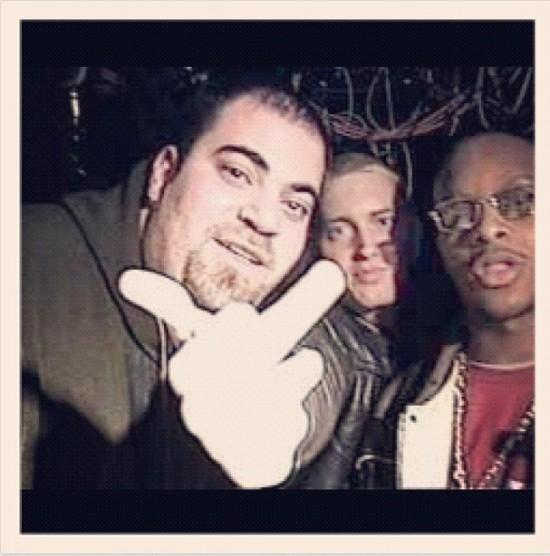 Paul Rosenberg, Eminem, Royce Da 59
