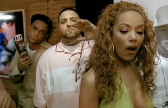 "In 2004, if you told us that the ""Khaled"" guy Fat Joe shouted out on ""Lean Back"" would become one of the most important people in rap..."