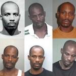 DMX Арестован, стычки с законом