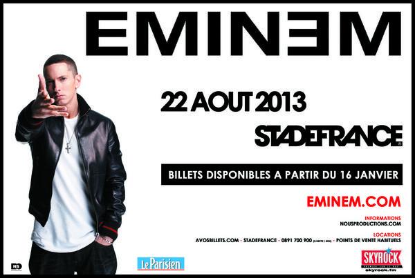 Eminem Pukkelpop Festival Kiewit 2013