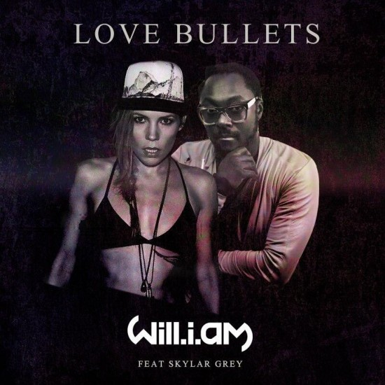 Skylar Grey feat Will.I.Am Love Bullets