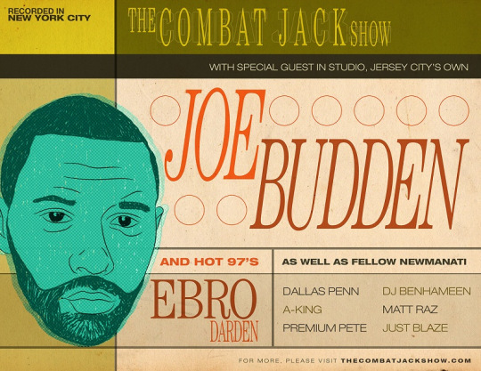 Joe Budden The Combat Jack Show