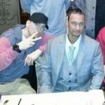 Eminem и Nate Kane, февраль 2013