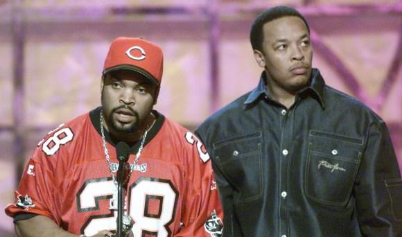 Ice Cube рассказал о своих отношениях с Dr Dre и о фильме