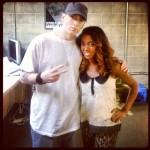 Eminem and Keely