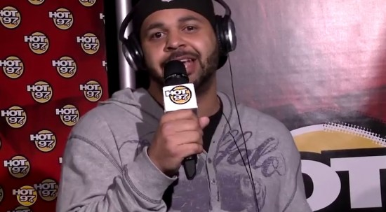 Joell Ortiz - Real Late Sessions (Open Letter Freestyle with Rosenberg)