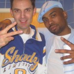 Tim Westwood and Big Proof