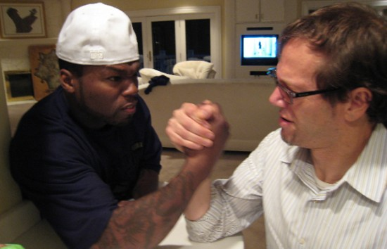 50 Cent and Robert Greene