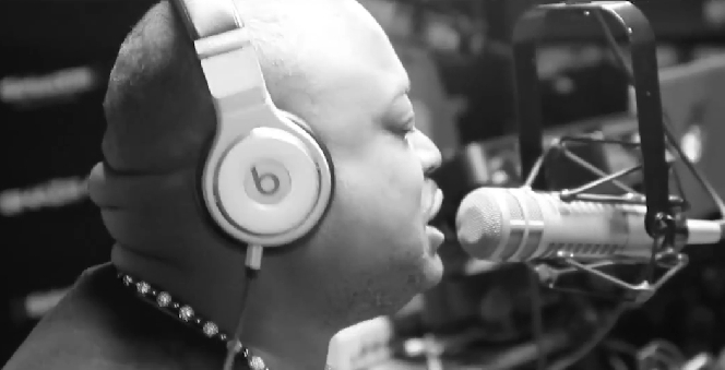Bizarre & Big T «Toca Tuesday Freestyle» на радио Shade45