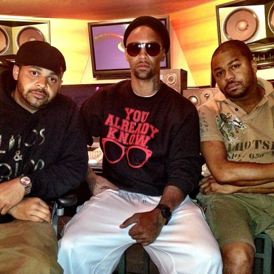 Joell Ortiz, Joe Budden and Just Blaze